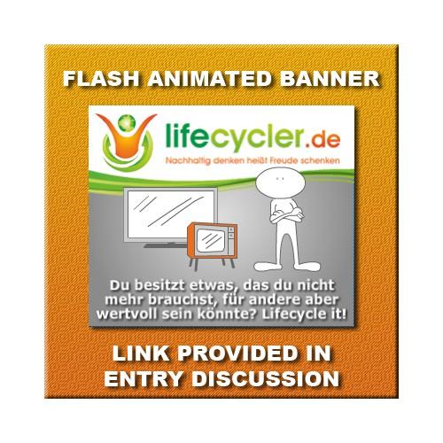 Neue banner ad gewünscht für Lifecycler
