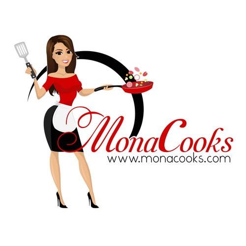 logo for cooking blog