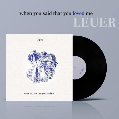 Album cover - LEUER