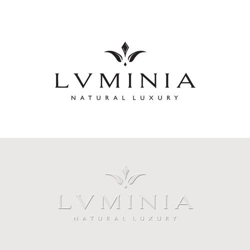 LVMINIA Candles logo
