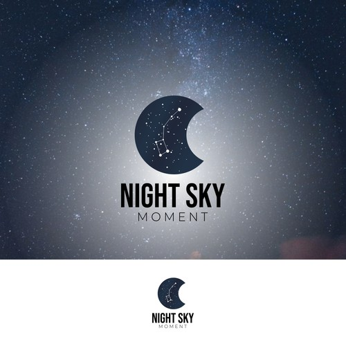 Logo concept for Night Sky
