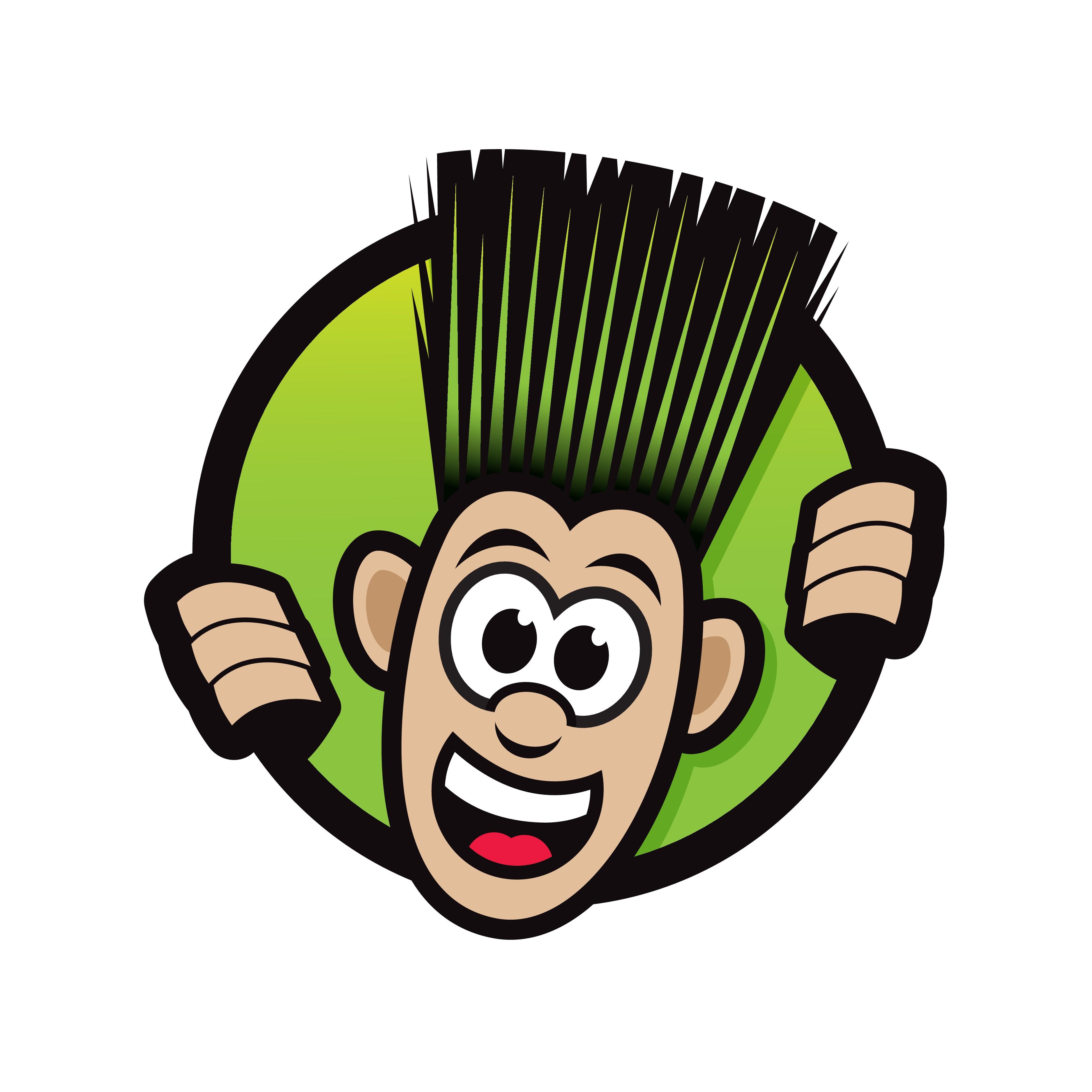 Create a online brand logo for thebrushshop.com