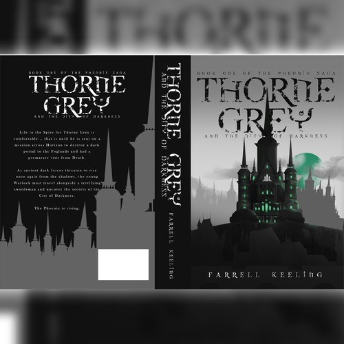 Thorne Grey and The City of Darkness - Farrell Keeling