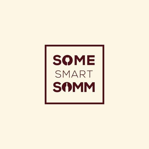 Smart minimal design for wine cards