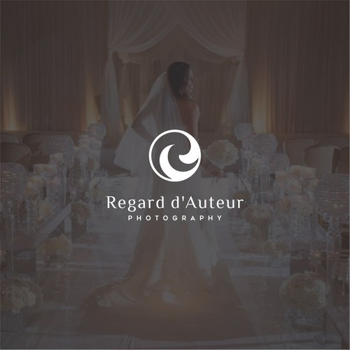 Logo design for Regard d'Auteur