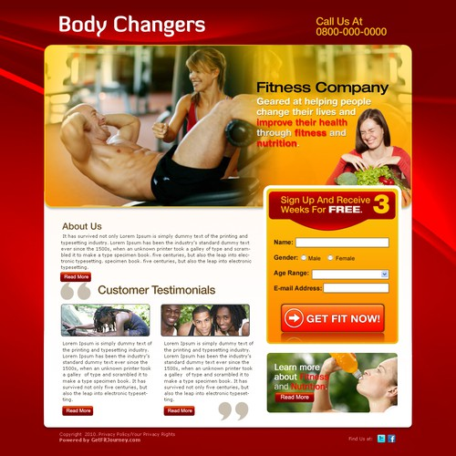 Body Changers