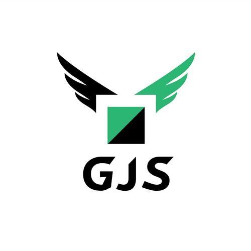 GJS logo concept