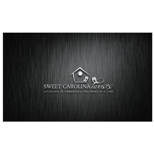 Create the next logo for Sweet Carolina Houses