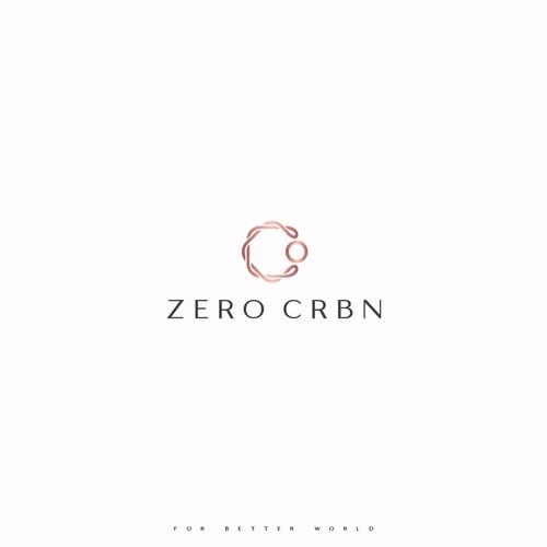 Elegant Logo for Zero Crbn