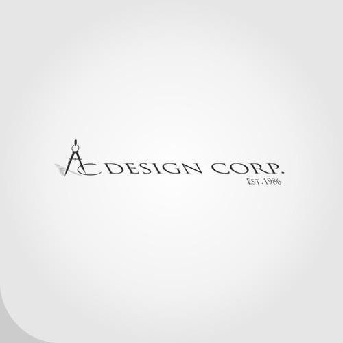 LOGO CONCEPT FOR AC DESIGN CORP