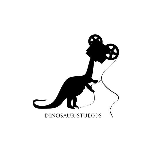 Logo for Dinosaur Studios