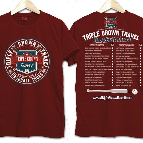 Travel company t-shirt