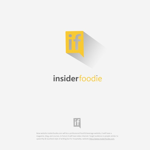If... Insider foodie