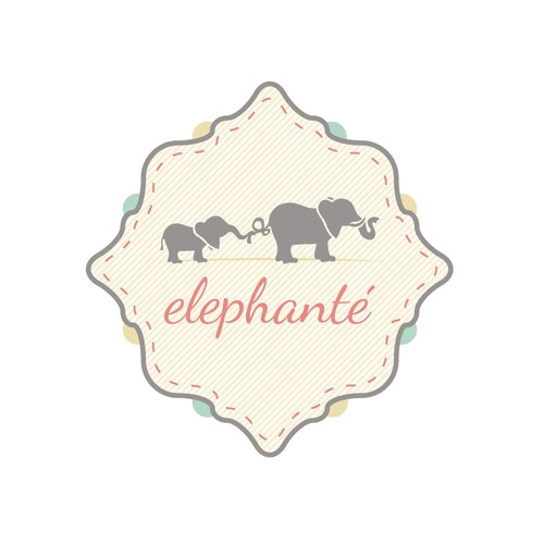 Help Elephanté with a new logo