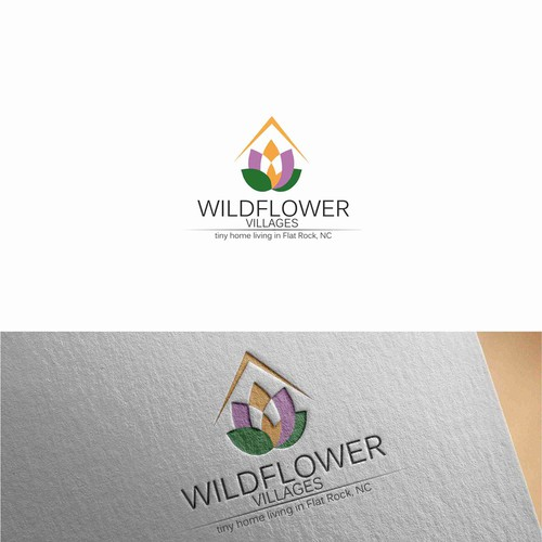 Logo for a residential development company