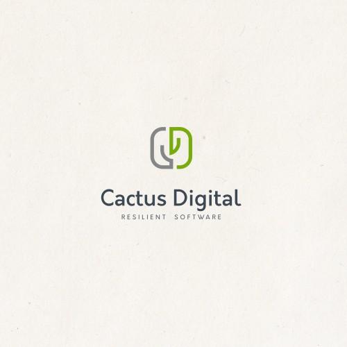 simple and minimal logo