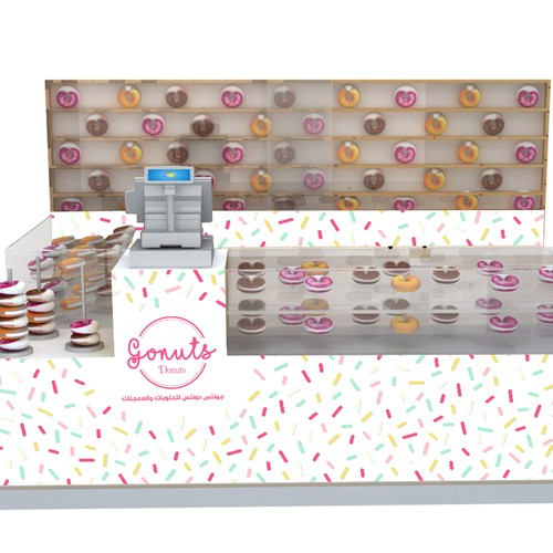 donuts stand