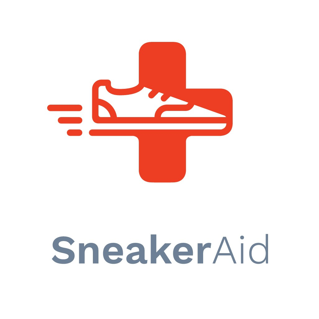 Logo for Sneaker Cleaning products (packaging) - SneakerAid
