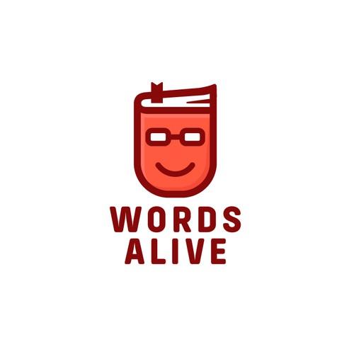 Words Alive Logo