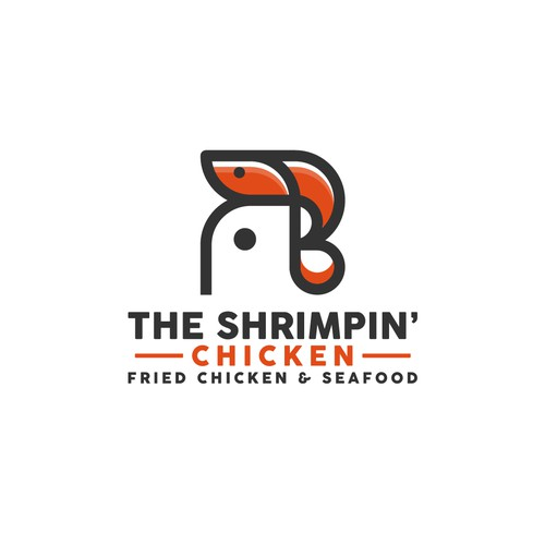The Shrimpin' Chicken