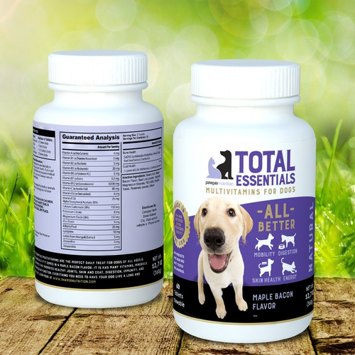 Dogs Multivitamins