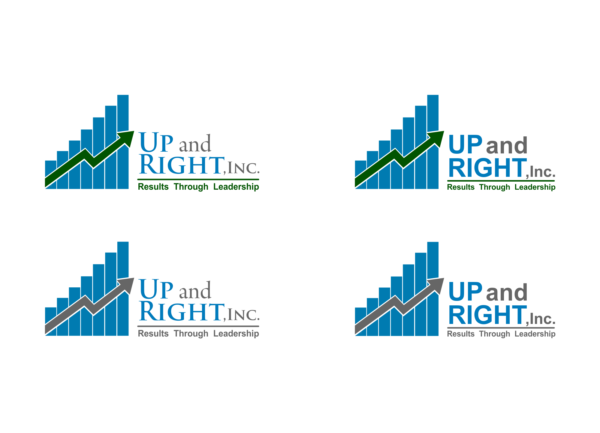 Leadership/Business Consulting Company needs an attractive logo tying great ldrship to great results