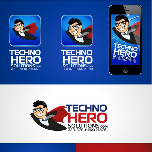 techno hero