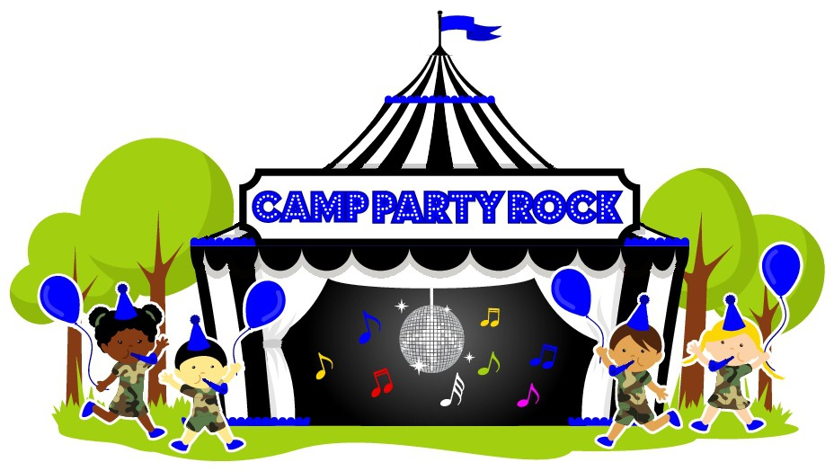 Camp Party Rock
