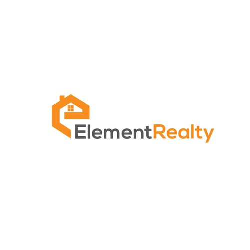 logo Concept for Element Realty
