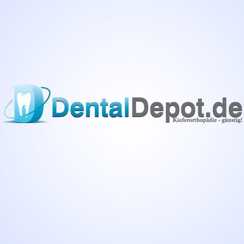 ① Logo for DentalDepot.de  ①