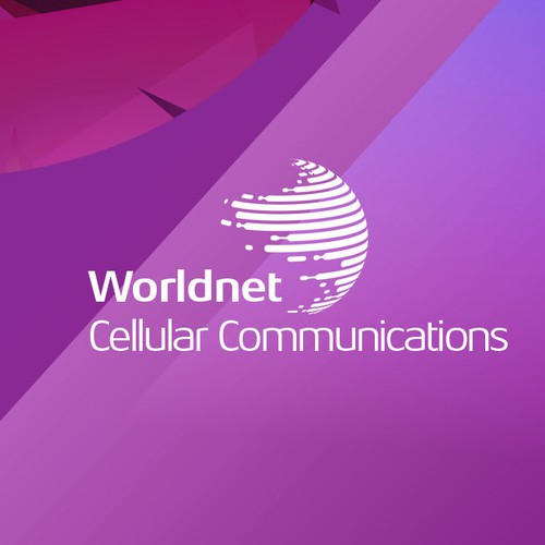 Create a logo and identity for our cell phone & accessories store, Worldnet Cellular Communications