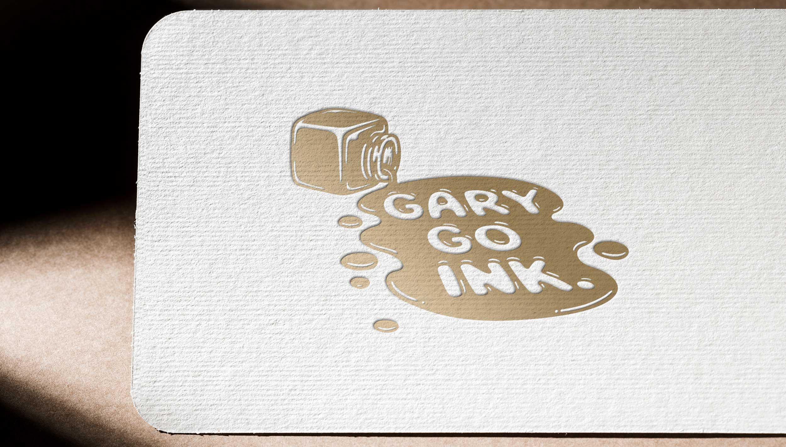 Gary Go Ink Logo