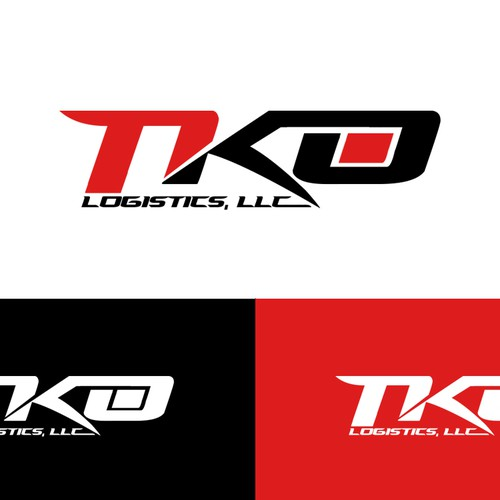Trucking Company Logo (TKO)