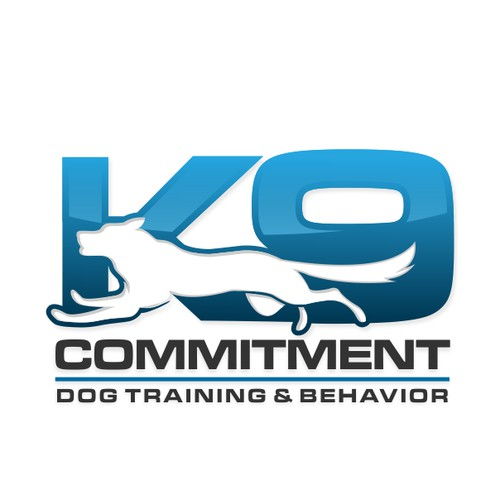 Powerful Logo for a professional Dog Training Business