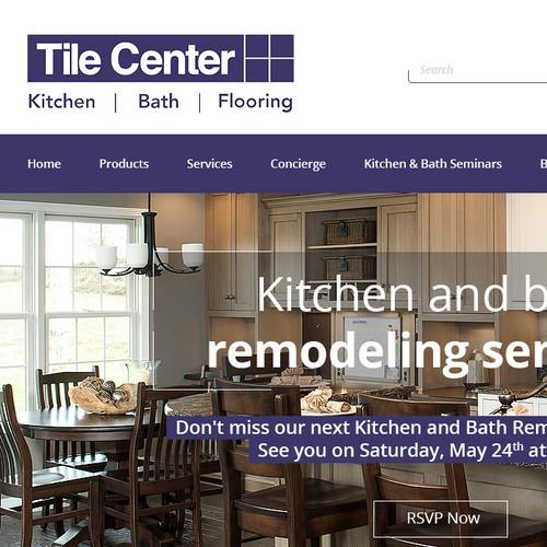 Tile Center