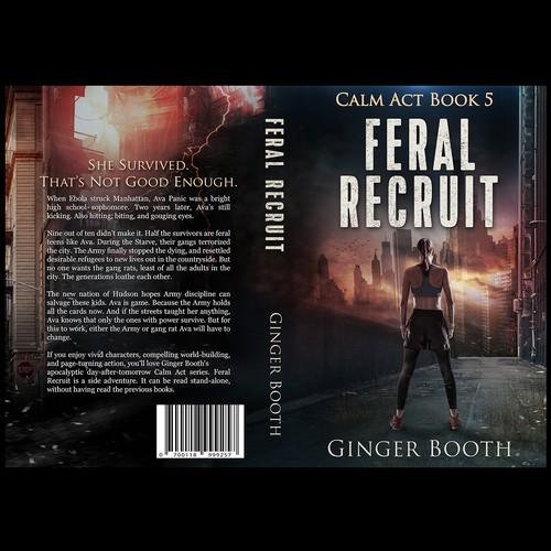feral recruit book cover