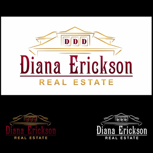 Diana Erickson's New Logo