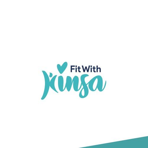 Fitness Logo For women