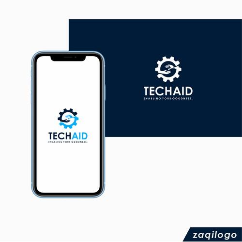 Logo TechAID