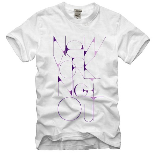 Create sophisticated, cool designs for MEN'S T-SHIRTS with BLOCK TYPE CITY