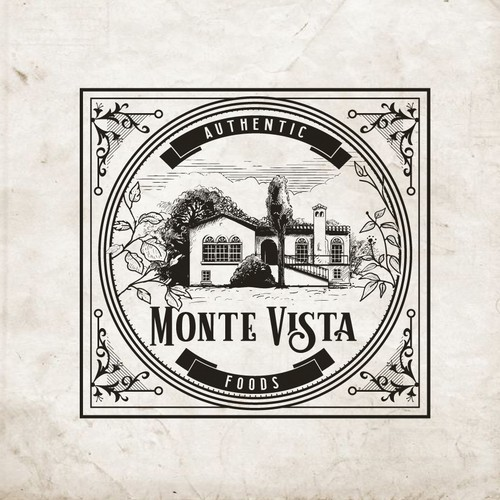 logo for Monte Vista Foods.