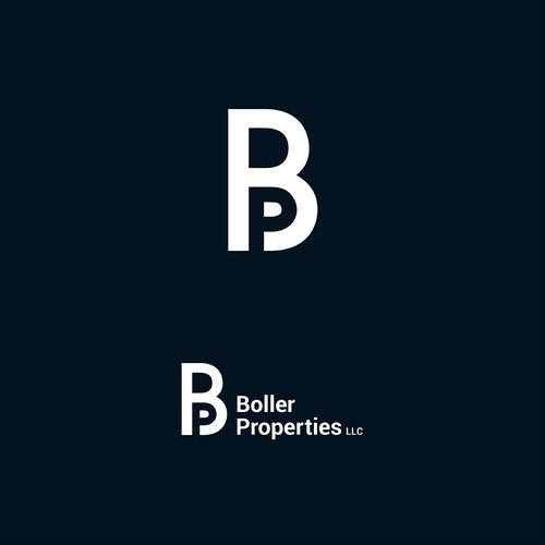 Boller Properties, LLC Logo Concept