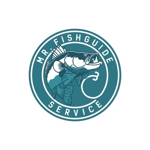Mr. FishGuide Logo