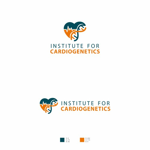 logo for cardio institute