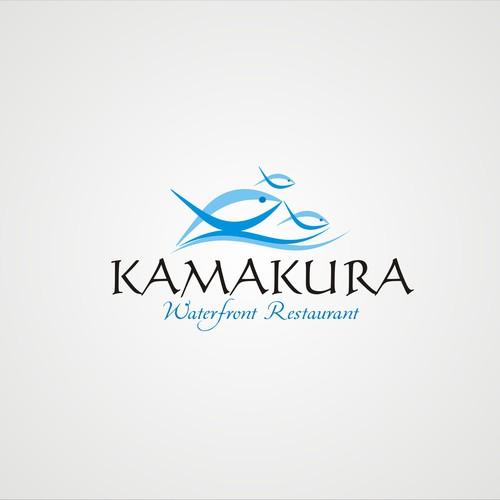KAMAKURA - New Logo Design
