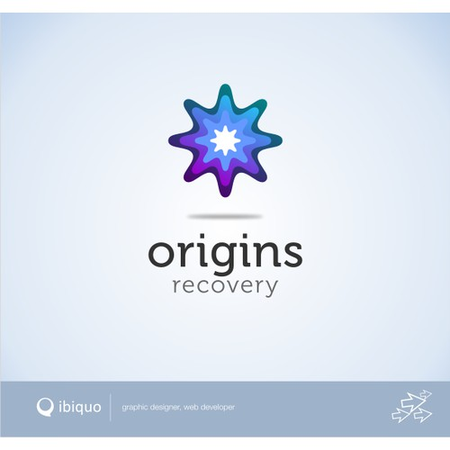 Origins - Logo design