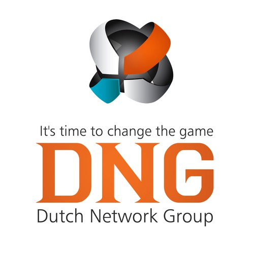 Create the brand identity of Dutch Network Group