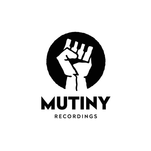 Creative logo for Mutiny