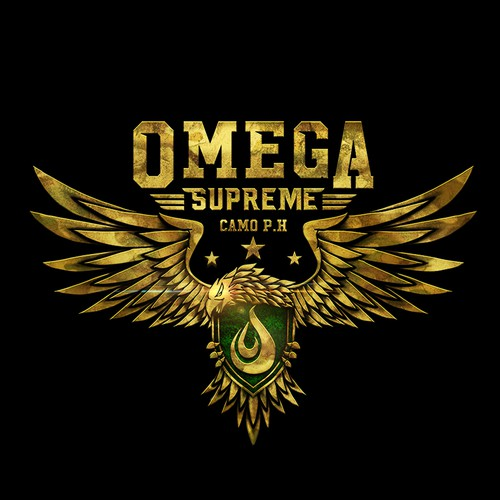 Omega Supreme Camo p.h.
