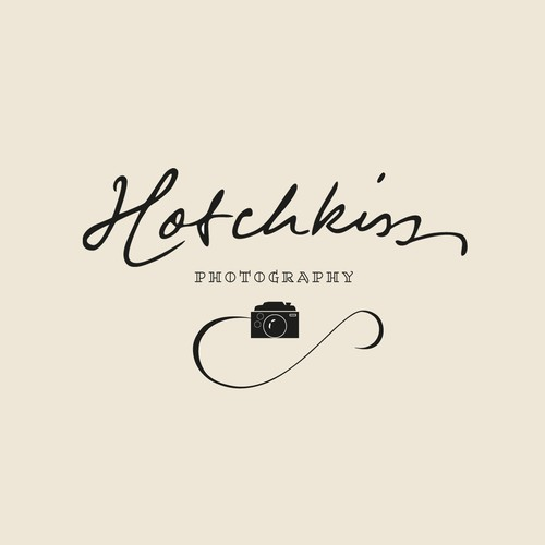 Photographer in the direst need of a hip logo